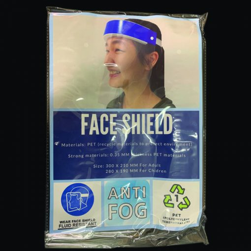 Face Shield Package